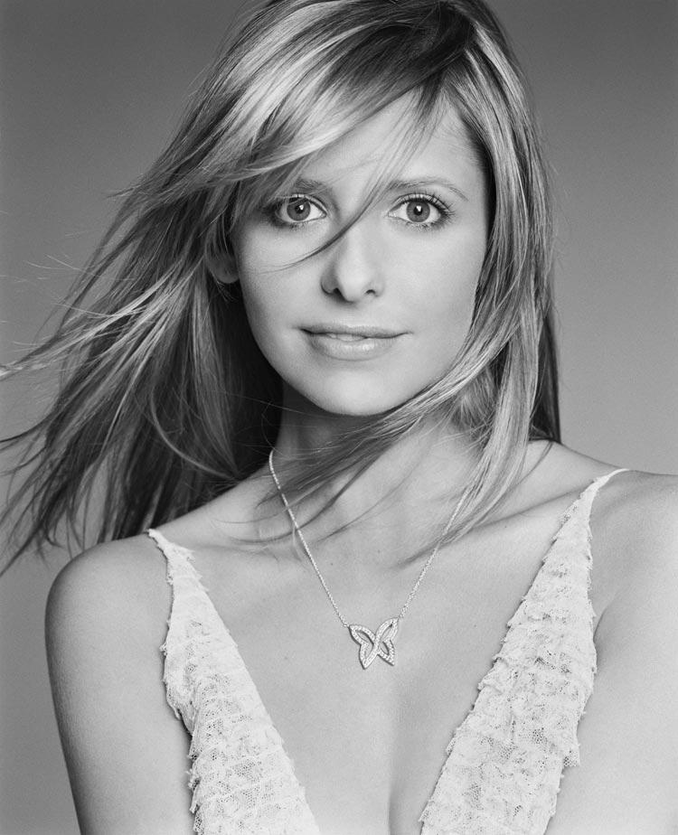Sarha marie gellar (kendt for at være skuespiller)